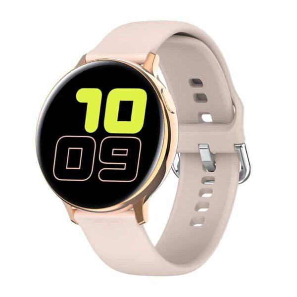 smartwatch-femme-rose