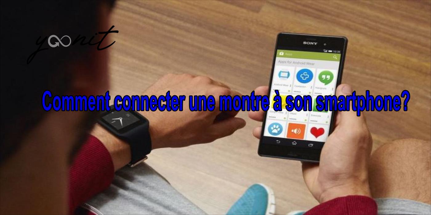 comment-connecter-une-montre-a-son-smartphone