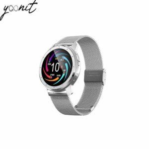 smartwatch argent