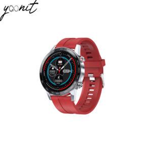 bracelet connecte rouge