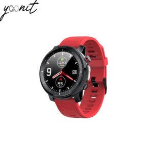 montre rouge