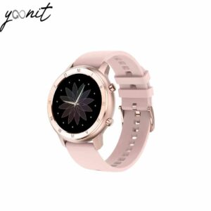 smartwatch rose femme