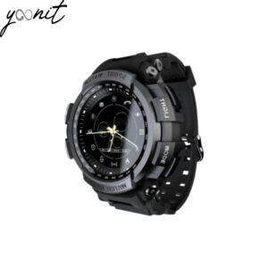 montre sport noir